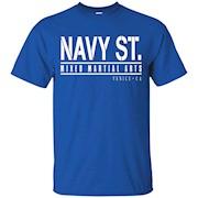 Navy Gym MMA
