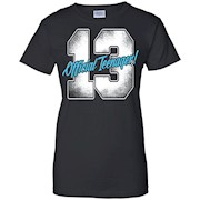 Official Teenager 13 Tshirt Thirteenth Birthday Party Gift