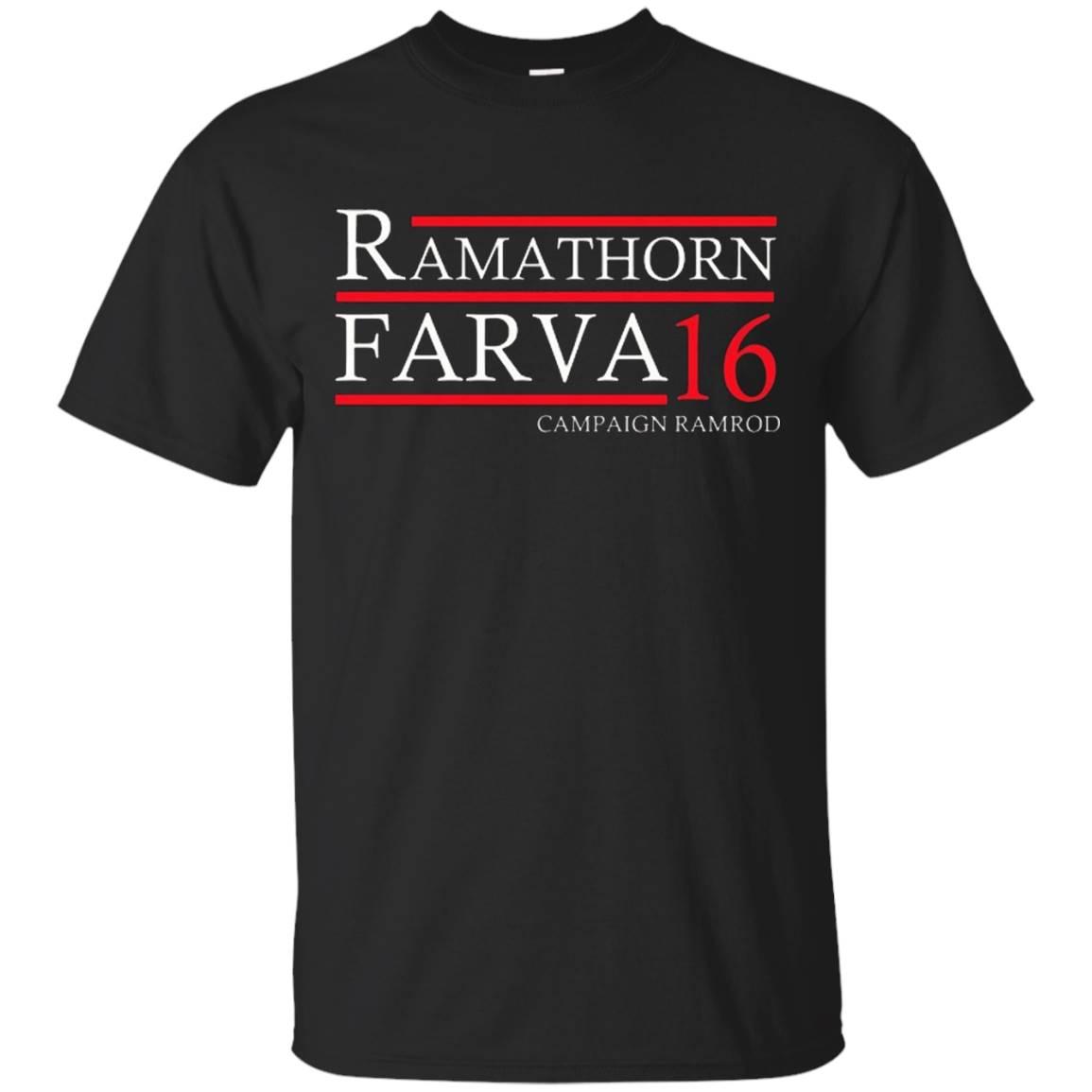 Ramathorn Farva 16 Campaign Ramrod T-shirt