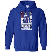 Shinsuke Nakamura – King of Strong Style Tshirt