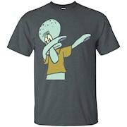 Squidward Dab Shirt Unisex ! Quality ! PRIME !