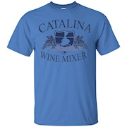 I Love Catalina Wine Mixer T-Shirt