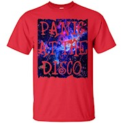 Panic! at the Disco T Shirt Galaxy- Men Women & Youth Tshirt