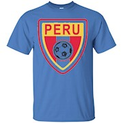 Peru Soccer Team T-Shirt