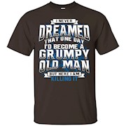A Grumpy Old Man T-shirt