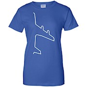 Airplane National Aviation Day Airplane Pilot Tee Shirt