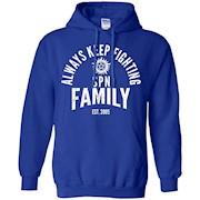 Always Keep Fighting Spn Family T-Shirt
