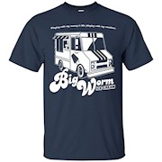 Big Worm T-Shirt – Ice Cream Truck Shirt