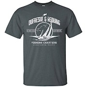 Dufresne & Redding Fishing Charters T Shirt