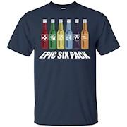 Epic Six Pack T-shirt