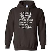 Hello darkness my old friend T-shirt