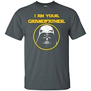 I Am Your Grandfather – Movie, Quote, Grandad – T Shirt