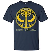 IRON BANANA TSHIRT
