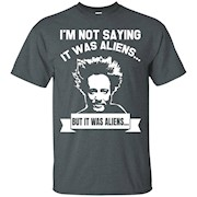 It Was Aliens (Giorgio A. Tsoukalos) T shirt