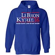 LeBron Kyrie 16 shirt