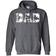 Men's Motocross Dad Funny Fathers Day T-Shirt