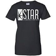 OGRINAL SAMPLE – STAR Laboratories S.T.A.R. Labs T-Shirt
