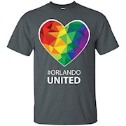 Orlando United – Be Strong Orlando T-shirt