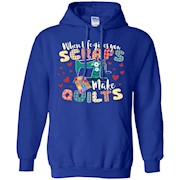 Quilting T Shirt for quilters, sewists, crafters