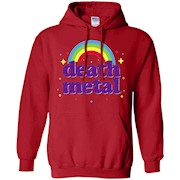 Death Metal Rocker T Shirt