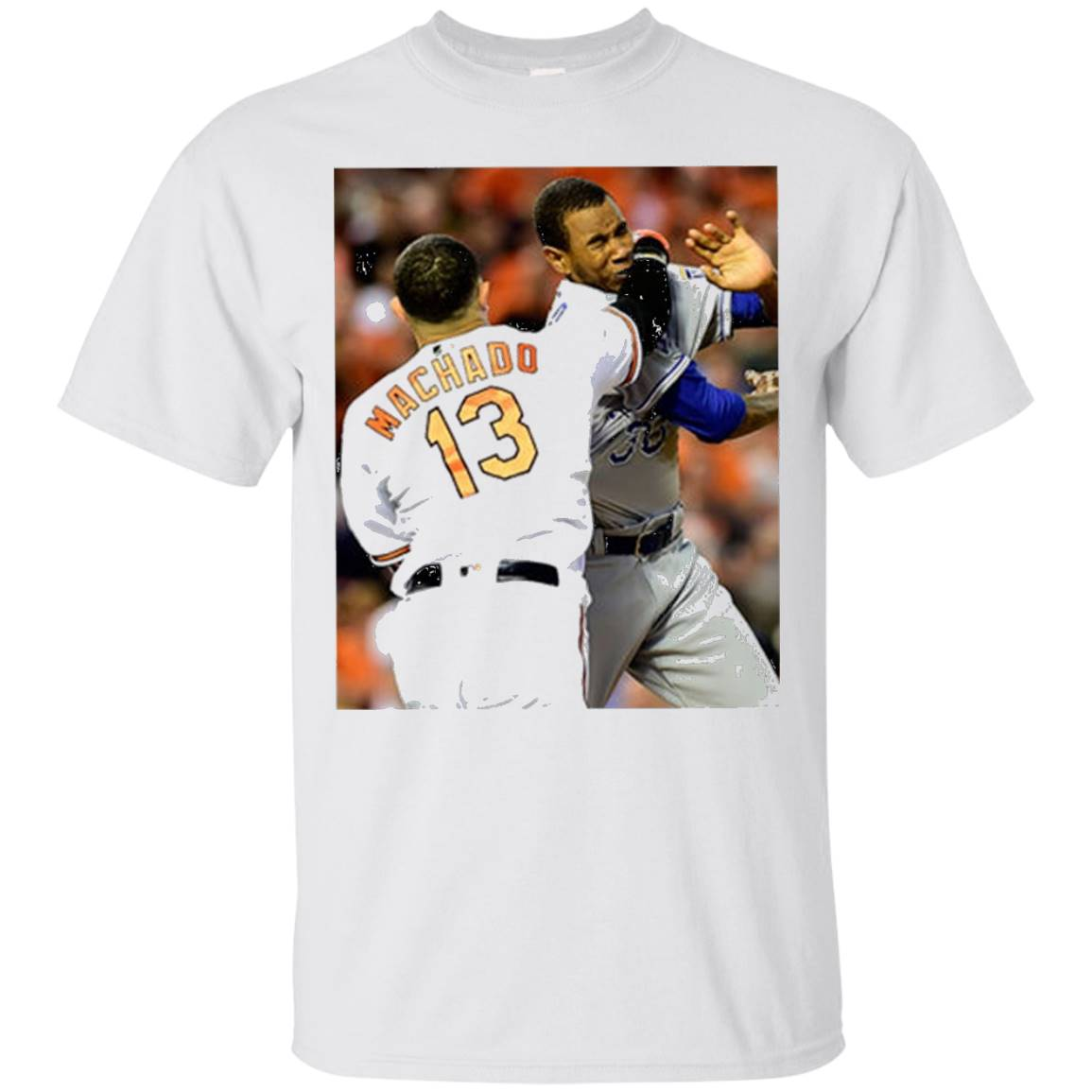 Manny Machado punch T-Shirt