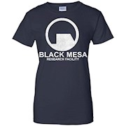 Black Mesa T-Shirt – Research Facility Shirt