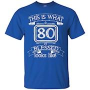Born In 1936 – 80th Birthday Gift Tshirt