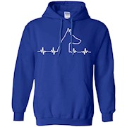 Doberman Doberman Pinscher Heartbeat Dobe Lovers Shirt