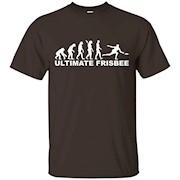 Evolution Ultimate Frisbee T-Shirt