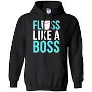 Floss Like A Boss Tee Shirt