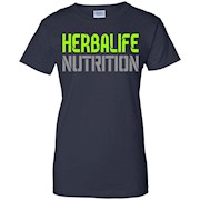 HERBALIFE NUTRITION TEE – Neon Green Design