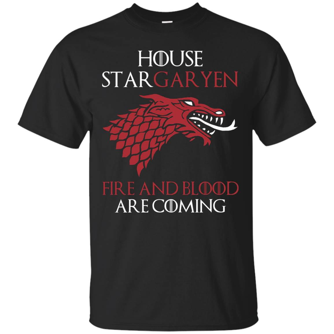 House StarGaryen Tshirt