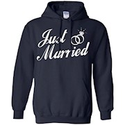 Just Married Couple T-Shirt