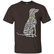 Love Training Dog Shirt – Dog Trainer T-shirt