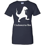 Men's Unclesaurus Rex T-Shirt Uncle 's Day T-Shirt Uncle Gift