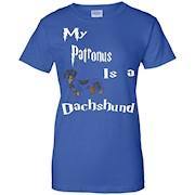My Patronus is a DACHSHUND T-SHirt