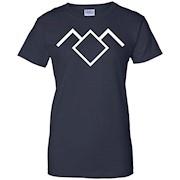Owl Cave Symbol T-Shirt Twin Peaks T-Shirt Black Lodge Shirt