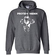 Protein Sheikh – Iron Life Afghan Bodybuilder – T Shirt
