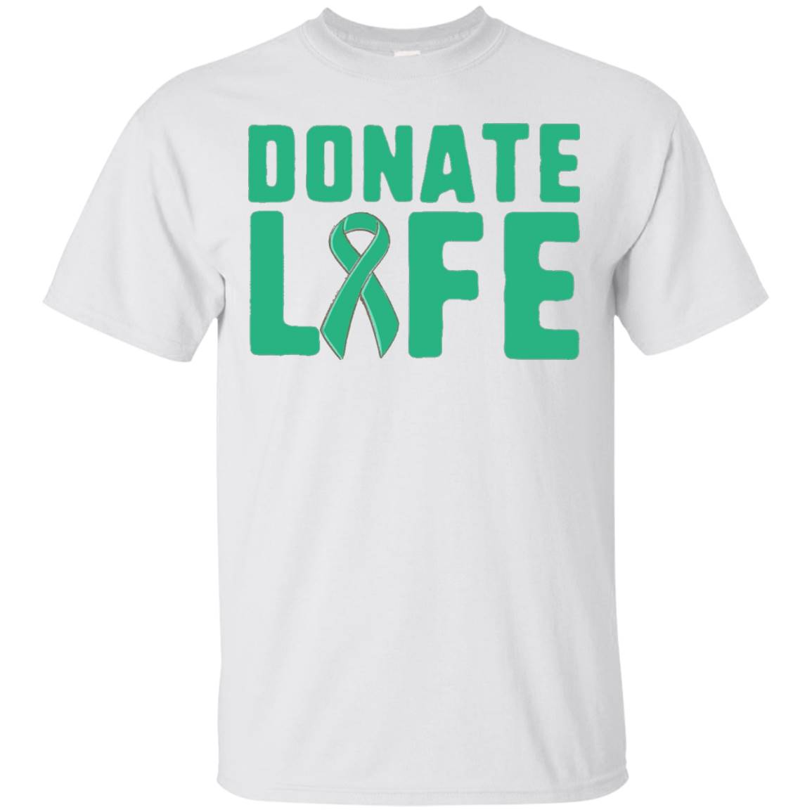 Donate Life Organ Donor Advocate T-Shirt