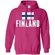 Finnish National Flag Finland T-Shirt