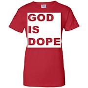 God Is Dope Tee