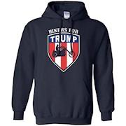 Bikers for Trump t shirt – Make the American great again