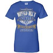 Buffalo Bill's Style Moisturzing Body Lotion T Shirt