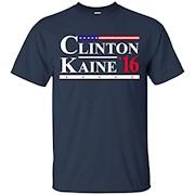 Clinton Kaine '16 T-shirt – Hillary for President 2016 Shirt