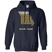 Drink Local – Missouri Beer Shirt