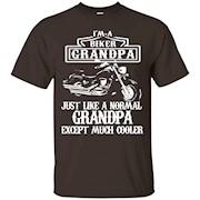 I'm A Biker Grandpa – Love – T Shirt
