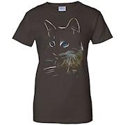 Leon Cat T-Shirt – Neon Cat Shirt