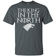 Men's The King In The North T-Shirt