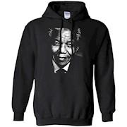 Nelson Mandela South African President Portrait T-Shirt