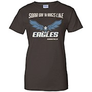 Soar on Wings Like Eagles Bible Christian – Unisex T Shirt